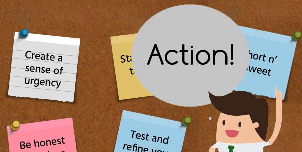 email call to action tips