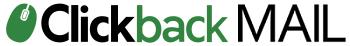 Clickback MAIL logo