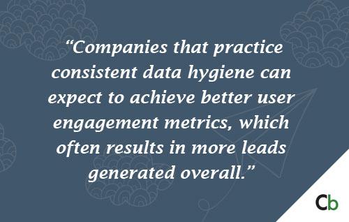 data hygiene