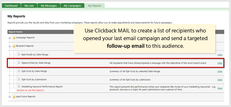 email lead generation software