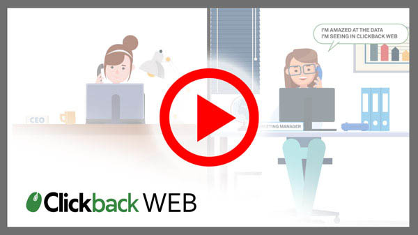 Clickback WEB's Website Identification Software