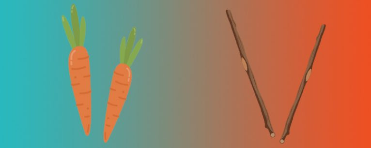 Marketing Messaging Strategy: Carrots, Sticks and Other Motivators