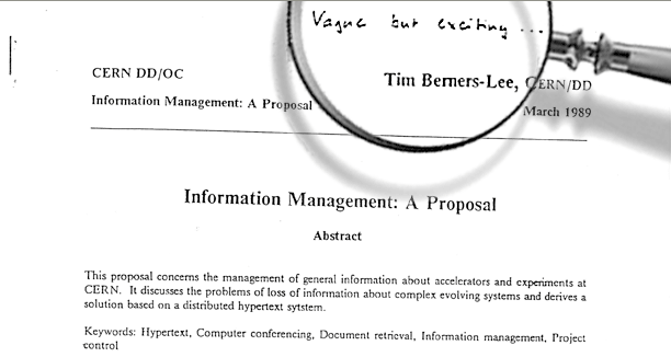 CERN information management
